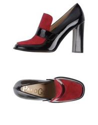 Paco Gil Moccasins Maroon