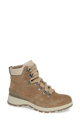 Bionica Dalton Lace Up Boot Grey Suede