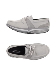 Mbt Sneakers Light Grey