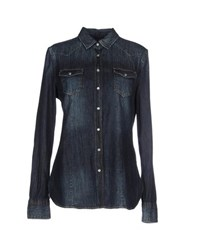 Replay Denim Denim Shirts Women