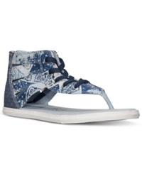 Converse Women's Chuck Taylor Gladiator Thong Sandals From Finish Line