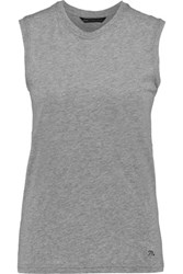 Marc By Marc Jacobs Pima Cotton Tank Gray