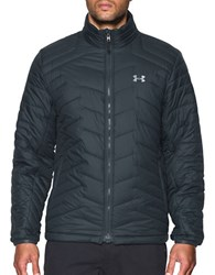 Under Armour Coldgear Reactor Packable Quilted Jacket Steel