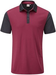 Ping Men's Keyes Polo Red