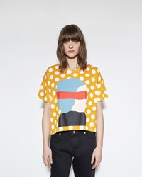 Marni Graphic T Shirt Dawn