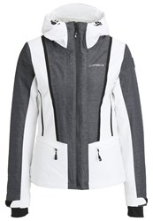 Icepeak Nicoline Ski Jacket Optic White