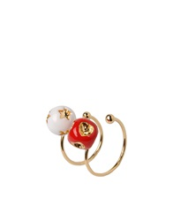Nadine S Rings Red