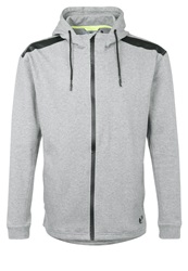 Your Turn Active Hoodie Mottled Grey