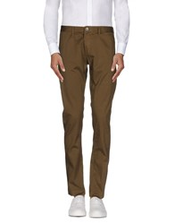 Patrizia Pepe Trousers Casual Trousers Men Military Green