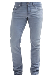 Meltin Pot Martin Slim Fit Jeans Azur Light Blue Blue Denim
