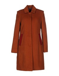 Nolita Coats And Jackets Coats Women Brown
