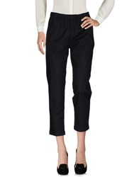 Pomandere Casual Pants Black