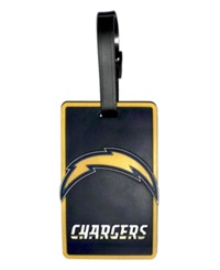 Aminco San Diego Chargers Soft Bag Tag