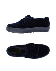 F Troupe Sneakers Dark Blue