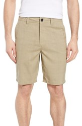 O'neill Bristol Plaid Shorts Khaki