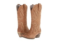 Volatile Raspy Taupe Women's Pull On Boots