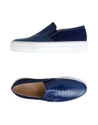 Carlo Pazolini Couture Low Tops And Trainers Dark Blue