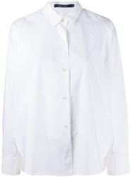 Sofie D'hoore Oversized Fit Shirt White