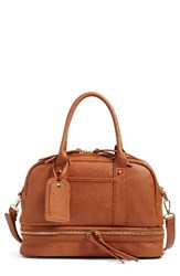 Sole Society Mai Mini Faux Leather Satchel