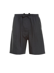 Marni Parachute Cotton Poplin Shorts