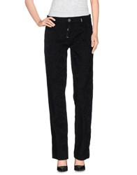 High Trousers Casual Trousers Women Black