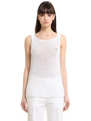 Calvin Klein Cotton Knit Tank Top