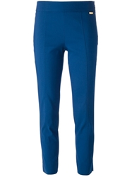 Tory Burch Cropped Slim Fit Trousers