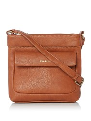 Ollie And Nic Rosa Crossbody Tan