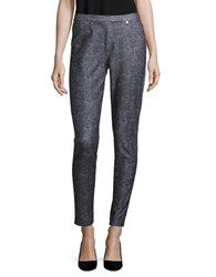 Michael Michael Kors Printed Leggings Black