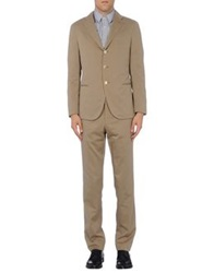 Caruso Suits Light Grey
