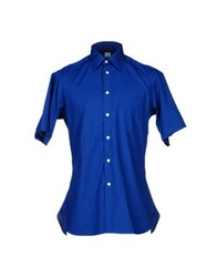 E. Tautz Shirts Blue