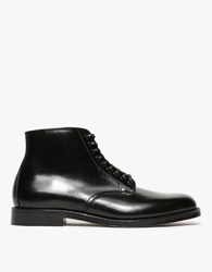 Alden Laurel Plain Toe Boot Black