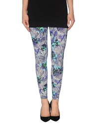 Blumarine Trousers Leggings Women Grey