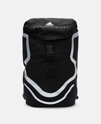 Stella Mccartney Black Black Running Backpack