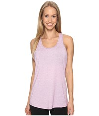 Lucy Workout Racerback Fresh Lavender Heather Women's Clothing Pink