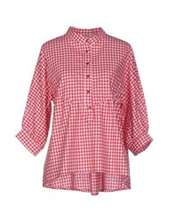 Hope Collection Shirts Shirts Women Red