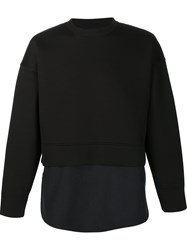 Diesel Black Gold Crew Neck Sweatshirt Black