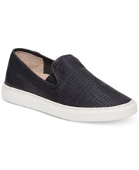 Vince Camuto Becker Slip On Sneakers Women's Shoes Black