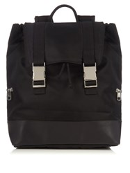 A.P.C. Arnaud Nylon Backpack Black