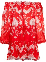 Alice Mccall Can't Do Without You Mini Dress Red