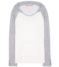 81 Hours Chudy Cashmere Sweater White
