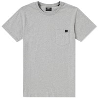 Edwin Pocket Tee Grey