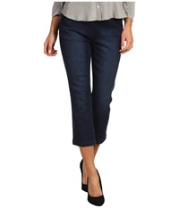 Miraclebody Jeans Louise Cropped Jegging Woodbridge Women's Jeans Navy