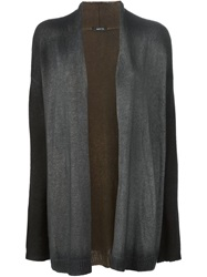 Avant Toi Ombre Cardigan Brown