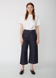 Nehera Pietra Cotton Linen Denim Pant Dark Blue