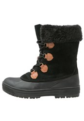 Aigle Leblonie Winter Boots Black