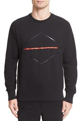 Rag And Bone Men's Diamond Graphic Sweatshirt