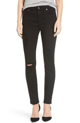7 For All Mankindr Women's Mankind 'B Air ' Ankle Skinny Jeans