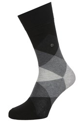 Burlington Clyde Socks Black