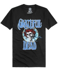 New World Grateful Dead T Shirt Black